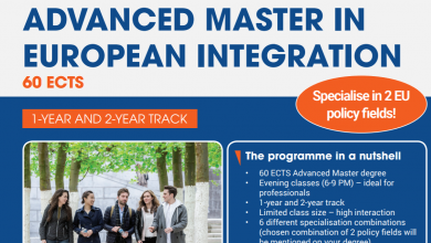 Photo of Postgraduate Certificate in EU Policy Making