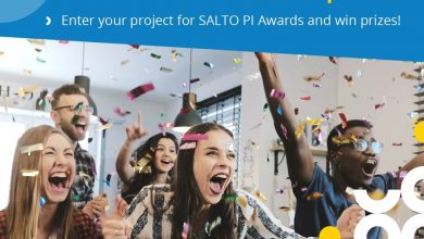 Photo of SALTO awards  inspirational projects on Youth Participation, Media and Information Literacy and Communication!